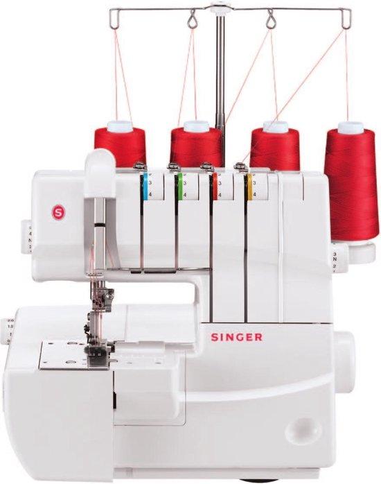 SINGER 14T970C CoverLockmachine