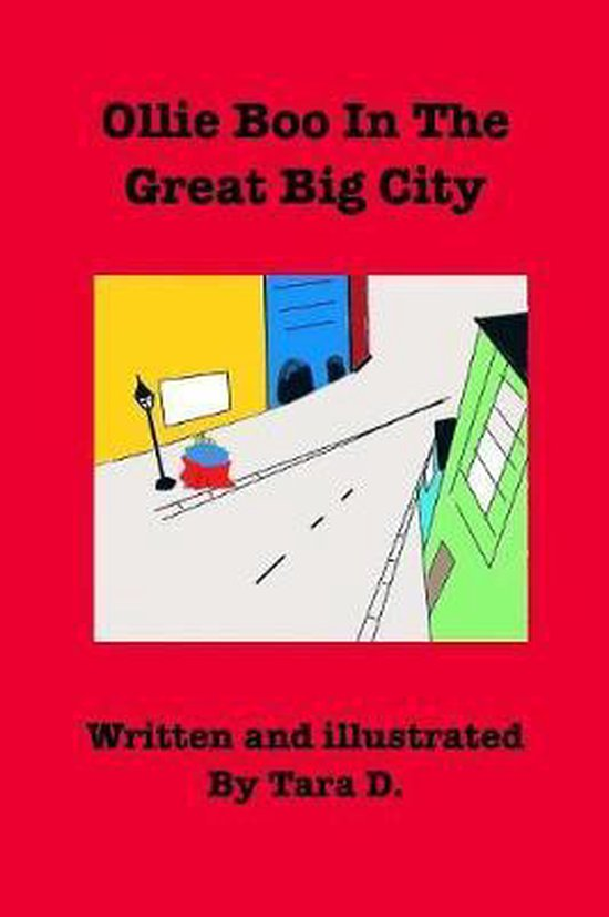 Ollie Boo In The Great Big City