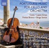 Portuguese Music For Cello And Orchestra