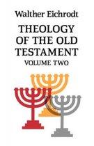 Boek cover Theology of the Old Testament van Walter Eichrodt