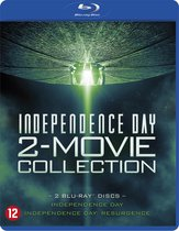 Independence Day 1 & 2 (Blu-ray)