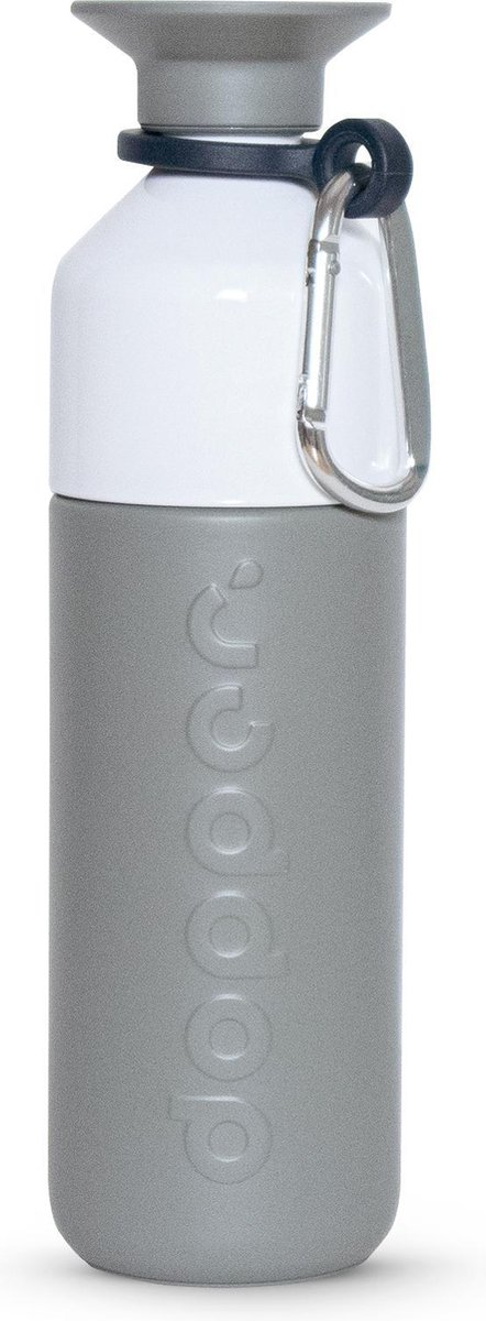 Dopper Insulated Drinkfles - 580 ml  - Special Edition - Grey