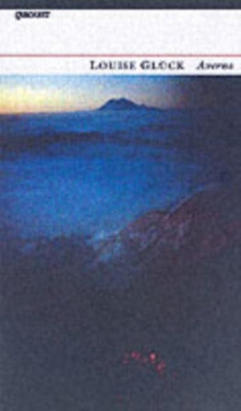 Boek cover Averno van Louise Gluck