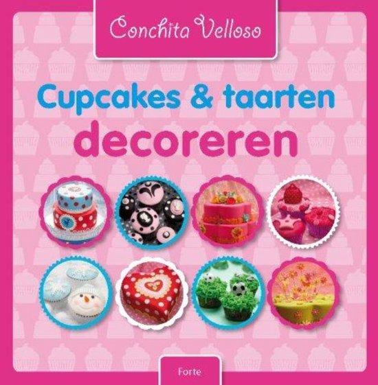 Cupcakes & taarten decoreren - Conchita Velloso  