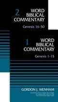 Boek cover Genesis (2-Volume Set---1 and 2) van Gordon John Wenham (Hardcover)
