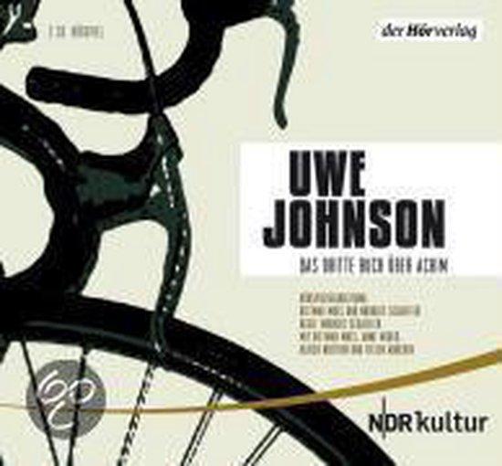 Boek cover Das dritte Buch über Achim van Uwe Johnson (Onbekend)