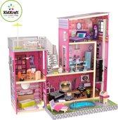 KidKraft Uptown houten poppenhuis