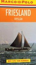 Marco Polo Reisgids Friesland Fryslan