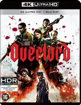 Overlord (4K Ultra Hd Blu-ray)