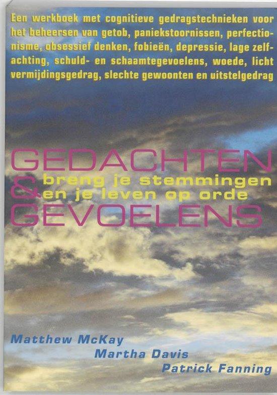 Gedachten & Gevoelens - M. MacKay | Fthsonline.com