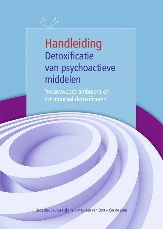 Detoxificatie van psychoactieve middelen Handleiding - none |