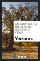 An Address to the Jewish Nation