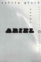 Boek cover Ariel van Sylvia Plath
