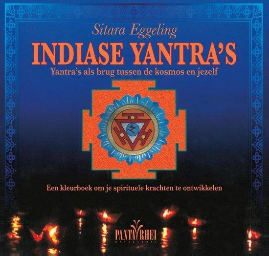 Indiase Yantra's - Kleurboek - Sitara E. Eggeling |
