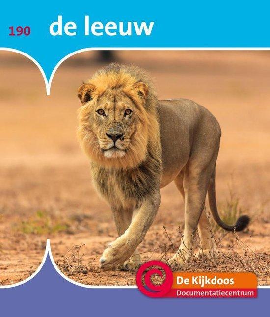 De Kijkdoos 190 - De leeuw - Minke van Dam | Fthsonline.com