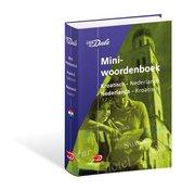 Van Dale Miniwoordenboek  -  Van Dale Miniwoordenboek Kroatisch