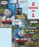Thomas' Mixed-Up Day/Thomas Puts the Brakes On (Thomas & Friends)