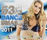 538 Dance Smash-Hits of Year 2011