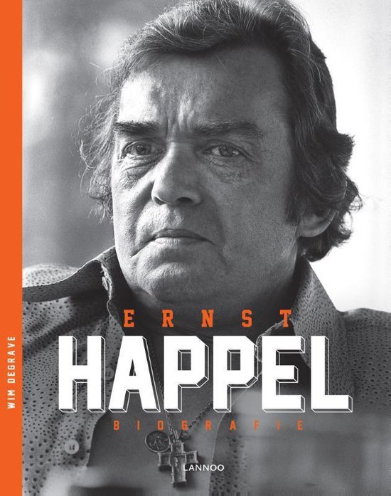 Boek cover Ernst Happel van Wim Degrave (Hardcover)