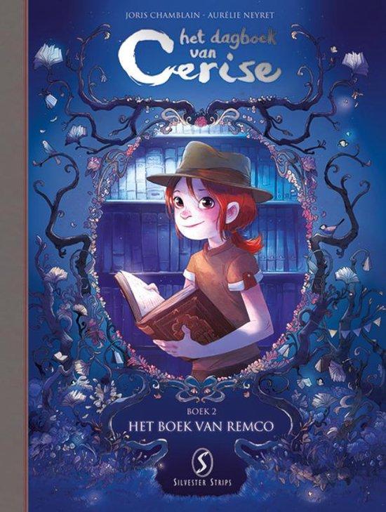 Het dagboek van Cerise 2 - het boek van Hector - Joris Chamblain | Fthsonline.com