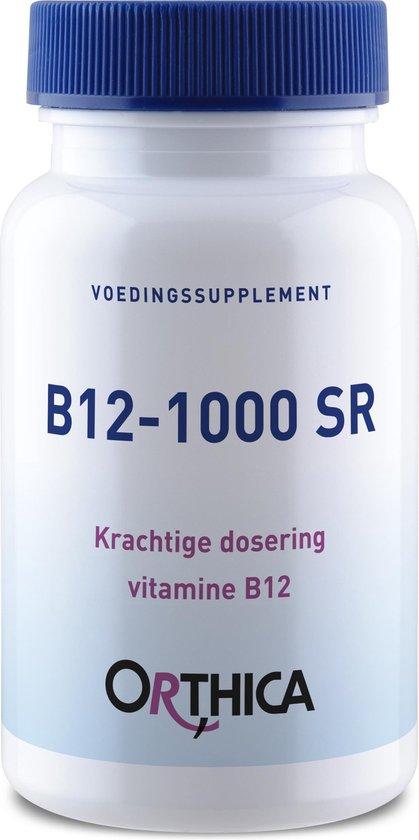 Orthica B12-1000 SR Voedingssupplement - 90 Tabletten