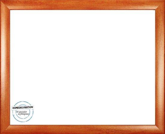 Homedecoration Colorado – Fotolijst – Fotomaat – 23 x 66 cm – Oranje geborsteld