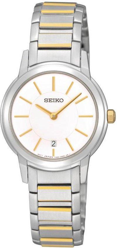 Seiko SXB423P1 - Dames - Horloge - 26 mm