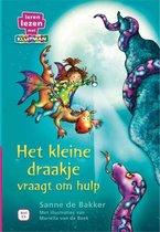 Leren lezen met Kluitman - Het kleine draakje 2: Het kleine draakje vraagt om hulp