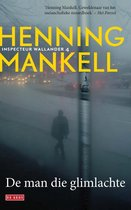 Boek cover De man die glimlachte van Henning Mankell (Paperback)