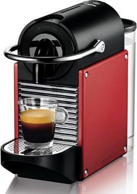 Magimix Nespresso Pixie M110 (rood)