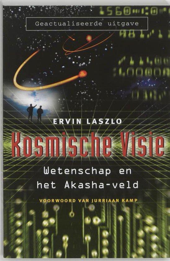 Boek cover Kosmische Visie van Ervin Laszlo (Paperback)