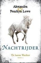 Boek cover De Laatste Wachter 3 -   Nachtrijder van Alexandra Penrhyn Lowe (Paperback)