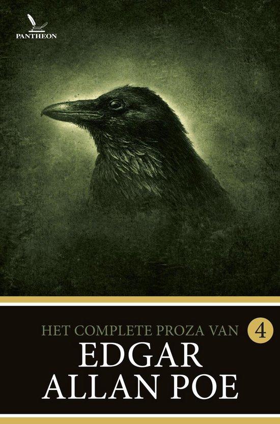Poe's complete proza 4 - Het complete proza 4 - Edgar Allan Poe | Fthsonline.com