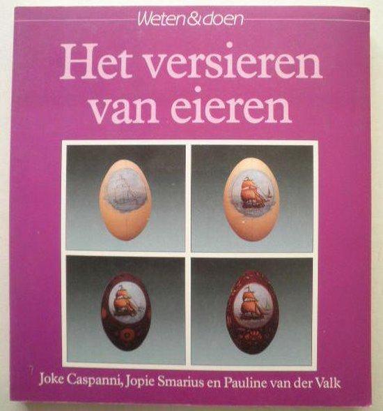 Versieren van eieren - Caspanni |