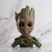 Baby Groot Bloempot (Handen in hartje)| Guardians Of The Galaxy film