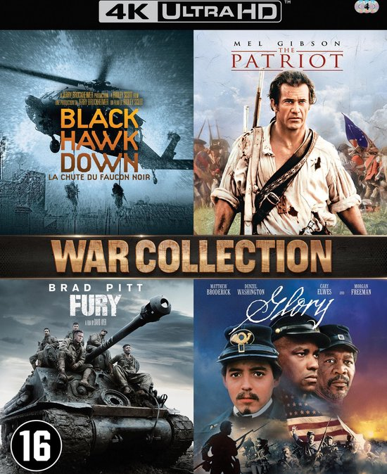 War Collection (4K Ultra HD Blu-ray)