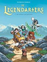 Legendariers 01. de steen van jovenia