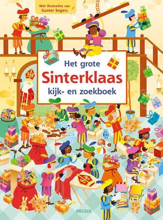 Het grote Sinterklaas kijk- en zoekboek - ZNU   Readingchampions.org.uk