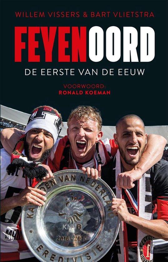 Boek cover Feyenoord van Willem Vissers (Onbekend)