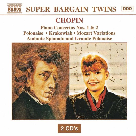 Chopin: Piano Conc. 1&2 Etc.