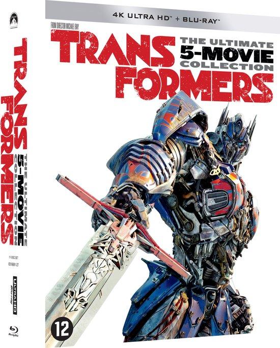 Transformers 1 t/m 5 Boxset (4K Ultra Hd Blu-ray) - Movie