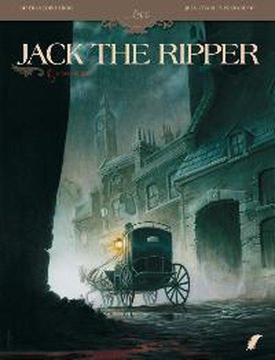 Jack the ripper hc01: bloedbanden - Poupard | Fthsonline.com