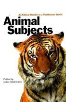 Animal Subjects