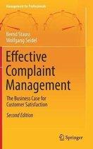 Effective Complaint Management