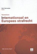 Maklu Wetteksten  -   Basisteksten Internationaal en Europees Strafrecht
