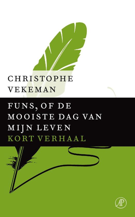 Funs, of de mooiste dag van mijn leven - Christophe Vekeman |