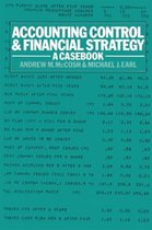 Accounting Control and Financial Strategy