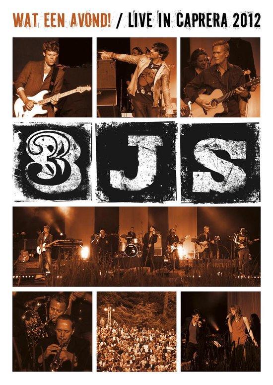 Cover van de film '3JS - Wat Een Avond! Live In Caprera'