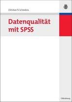 Datenqualitat Mit SPSS