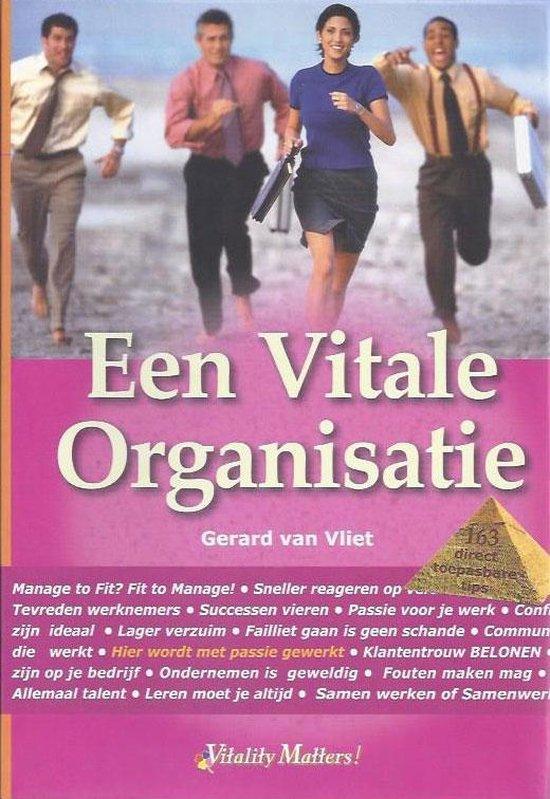Een Vitale Organisatie - G. van Vliet | Readingchampions.org.uk